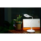 i-mu LED Stepless Dimmable Rechargeable Reading Desk Lamp Bedside Lamp