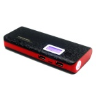 10000mAh Mobile Power Bank + Double-side Cable + Type-C Adapter
