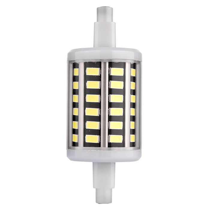 YWXLight R7S 78mm 5W 48-5733 SMD LED Cold White Corn Bulb (AC 85-265V)