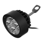 exLED Waterproof Motorcycle 8W 4-LED Lights / Electric Lights (2 PCS)