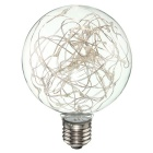 Hession E27 globo do vintage bulbo corda luz LED luz vermelha (4 pcs)