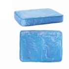 NatureHike Folding Nylon Organizer Storage Bag Container - Blue (L)