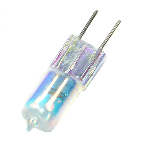 Multicolored Halogen Bulb 12V 50W