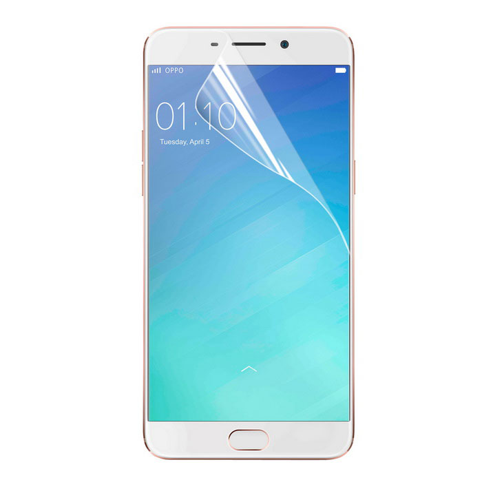 ENKAY Clear HD PET Screen Protector for OPPO R9 - Transparent