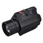 RichFire SF-P24 300lm White LED Focus Light Red Dot Laser Sight