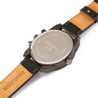 Oulm Antique Casual Men's Full Steel Quartz Analog Wrist Watch