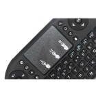 BLCR Mini 2.4G Wireless 92-Key Keyboard w/ Touchpad - Black (AAA)