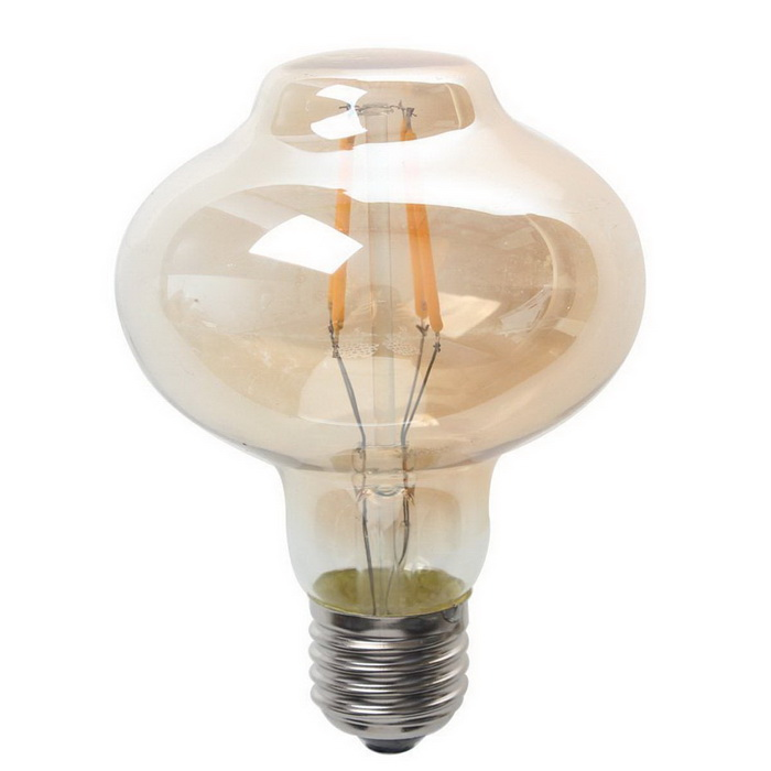 KWB E27 4W 360lm Warm White Light 4-LED Filament Bulb (AC 220~240V)