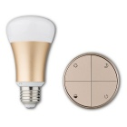 Control remoto inalámbrico sin batería E27 Smart Dimmable LED Bulb
