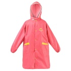 Naturehike Rainproof Plastic EVA Rain Coat for Children - Red ( L)