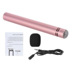 Outdoor Mini Microphone - Champaign Golden