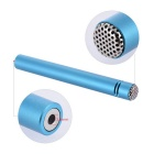 outdoor mini-microfone - azul