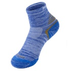 NatureHike Outdoor Sports Quick Drying Socks for Men - Blue (2 Pairs)