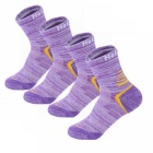 Outdoor Cycling Running Hiking Moisture-Wicking Breathable Socks
