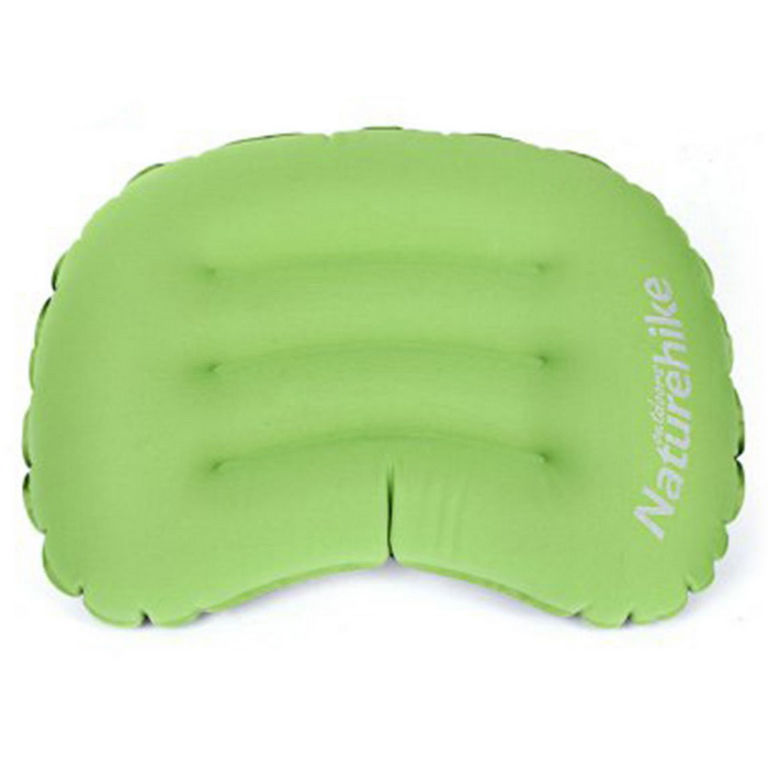 Naturehike Neck Protective Inflatable Pillow Cushion - Green