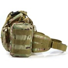 Outdoor Sports Tactical Multipurpose Waist Bag - Camouflage (16L)