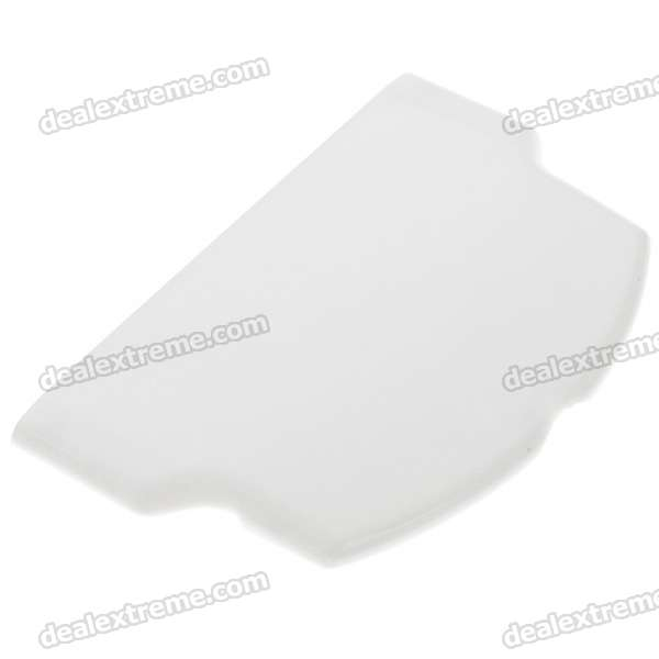 Repair Parts Replacement Battery Cover for PSP 2000 (White) виниловая пленка psp 2000 cg