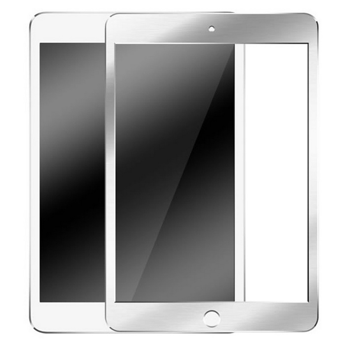 Hat-Prince 0.33mm 9H Screen Protector for IPAD MINI 1/2/3 - Silver