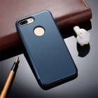"Protective PC + TPU Back Case Cover for IPHONE 7 Plus 5.5"" - Navy Blue"