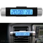 "Mini 3.5"" Digital Thermometer Clip-on Car Thermometer"