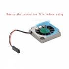 Aluminum Heatsink Cooling Fan for LattePanda 2G/32GB 4G/64GB Board