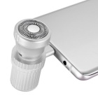 Hat-Prince Mini Portable Razor for Type-C Port Phone - Silver
