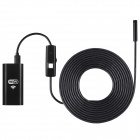 8mm 2.0MP 6-LED Wireless Wi-Fi Endoscope (3.5m)