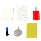 6-in-1 Air-Blowing + Lens Brush + Cleaning Cloth Cleaning Kit