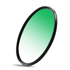55mm Coating Film Ultra-thin High Definition MC UV Lens Filter - Black