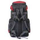 Outdoor Sports 50L Backpack Laptop Bag - Red