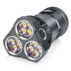 MANKER MK34 12-LED 6500lm 7-Mode нейтральный белый фонарик