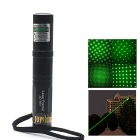Joyshine JD851 Green Beam 532nm Laser Pointer - Black (US Plug)