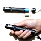 Joyshine JD851 Green Beam 532nm Laser Pointer - Black (EU Plug)