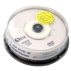 Mini DVD-R 10-Pack Spindle 1.4GB/30min 1~8X