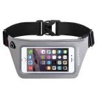 Outdoor Sports Running Cycling Unisex Waist Bag Small Travel Phone Bag w/ Visual Window