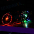 3-Mode Hot Wheels Bicycle Wheel Lights Magic Lamp Red Light