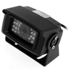 HK-880 24 Infrared Night-vision Light HD Bus Camera - Black