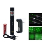 joyshine JD-303 grün 5mW einstellbarem Fokus Laser-Pointer Pen-Set