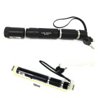 Joyshine JD-301 650nm Visible Beam Red Laser Pointer Pen Set - Black