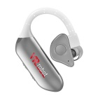 Q8-VRrobot Sports Bluetooth V4.1 Earhook Earphone w/ Handsfree -Silver