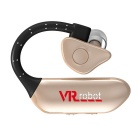Q8-VRrobot Sports Bluetooth V4.1 Earhook наушники с гарнитурой -Golden