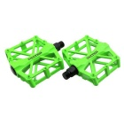 MZYRH HD-002 Aluminum Alloy Mountain Bike PedalS - Green (Pair)