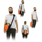 NatureHike Waterproof Bag Rainproof Camera Bag - Orange + Black