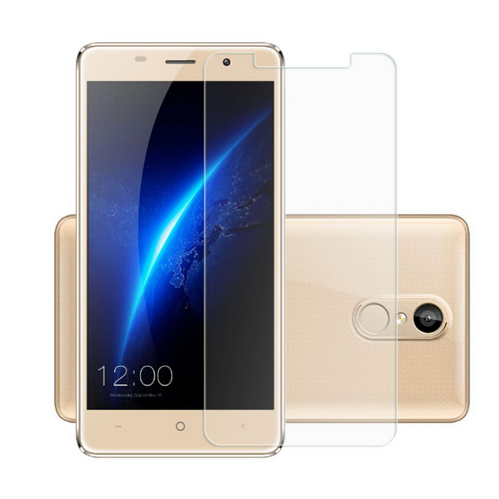 explosionen-Proof Tempered Glass Protector Film för LEAGOO M5
