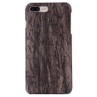 Protective Wood Grain PC Hard Back Case Cover for IPHONE 7 Plus