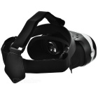 KICCY Octa-Core Virtual Reality Glasses w/ 2GB RAM, 16GB ROM - Black