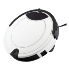 Intelligent Cleaning Robot Mini Vacuum Cleaner Robot Sweeper - White