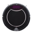 Intelligent Cleaning Robot Mini Vacuum Cleaner Robot Sweeper - Black