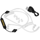 Cwxuan Outdoor Sports Bluetooth 4.1 Stereo In-Ear Earphone - Black