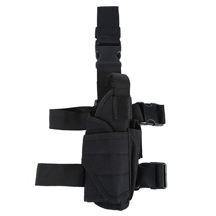 CTSmart Outdoor Multifunctional Leg Bag Tactical Pouch with Waist Belt